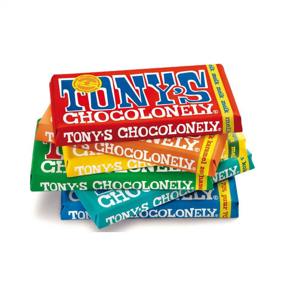 Tony's Thank You - op naam