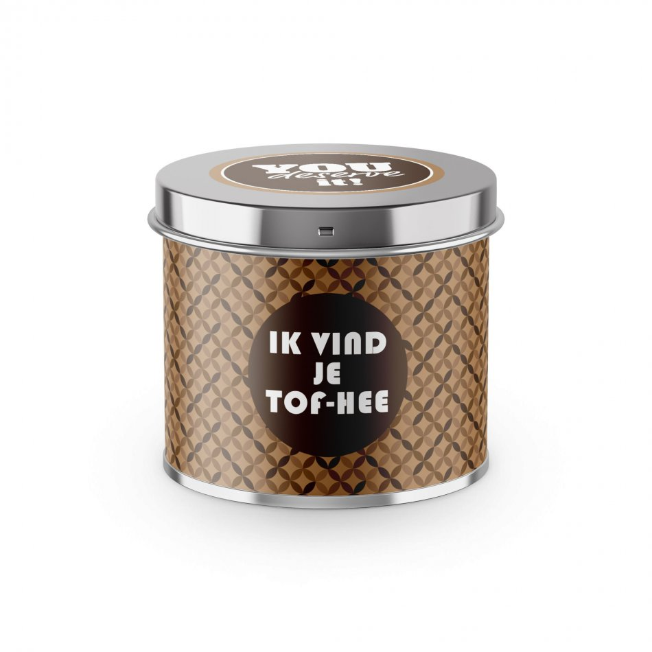 Blik-Kado Toffee