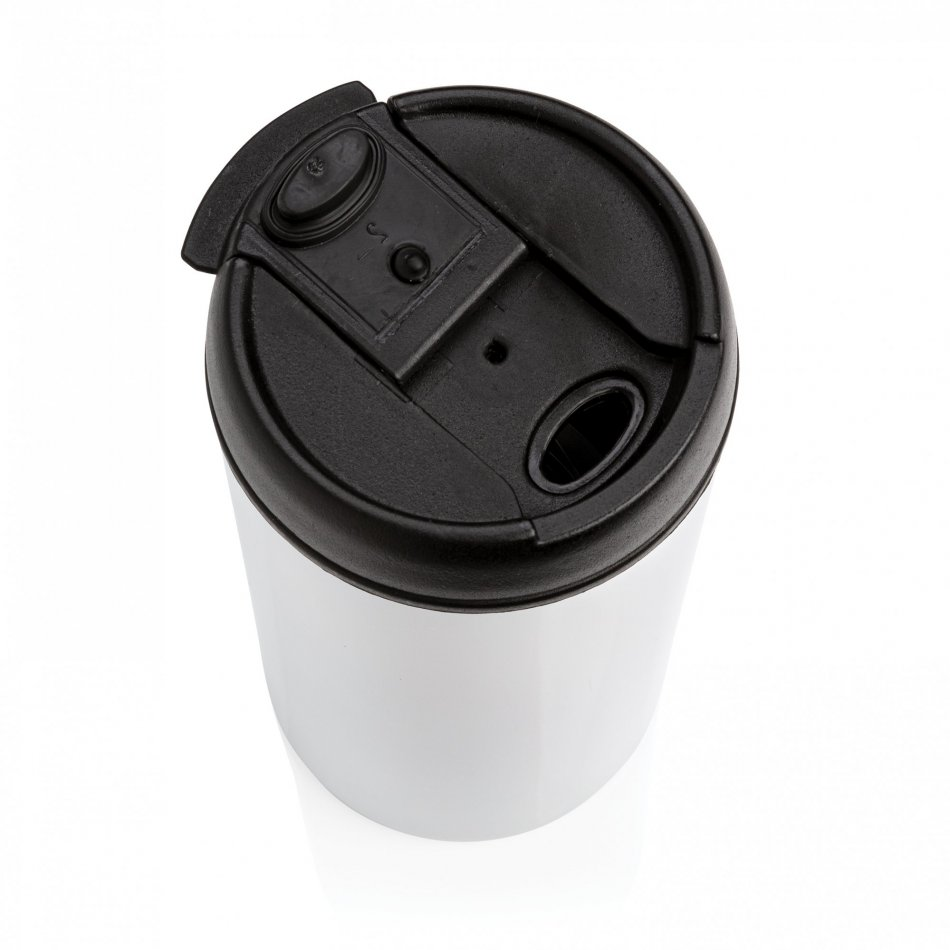 Coffee2Go Thuistap Wit