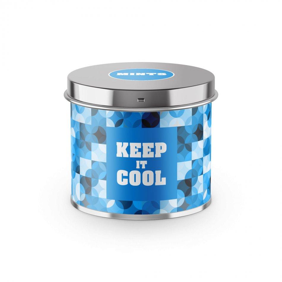 Blik-Kado Keep it Cool Pepermunt
