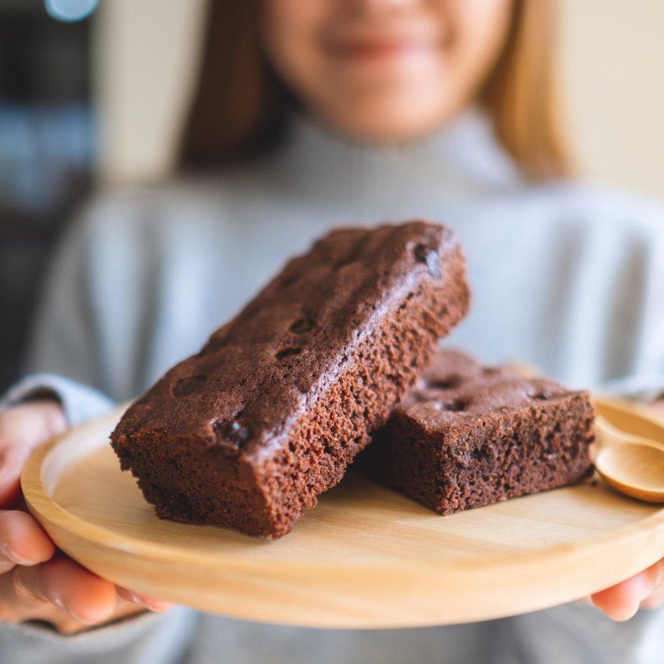 Brownie van de Zaak
